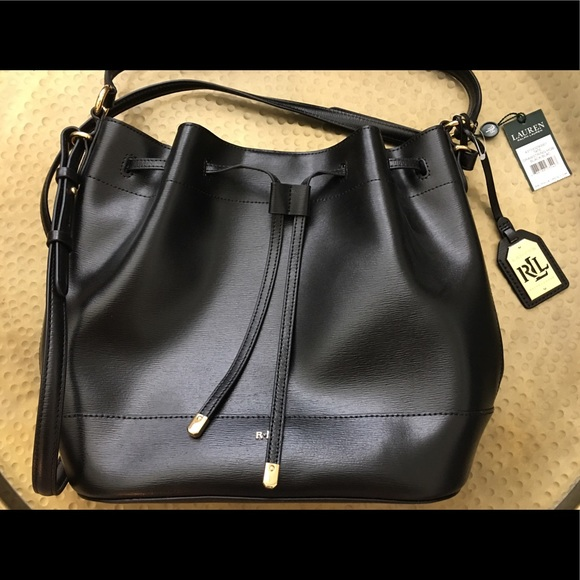 3104148d6963 New with tags Ralph Lauren Tate Hobo bag